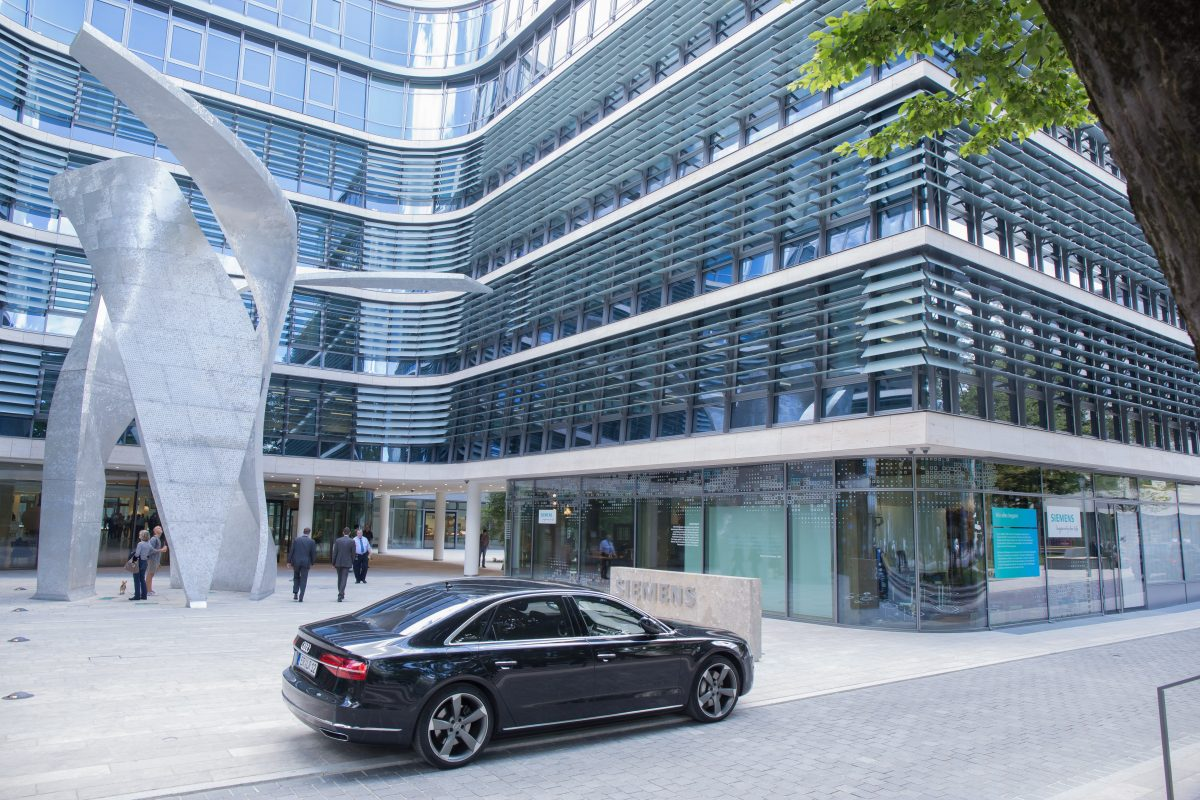 Siemens – Siegfried Russwurm
